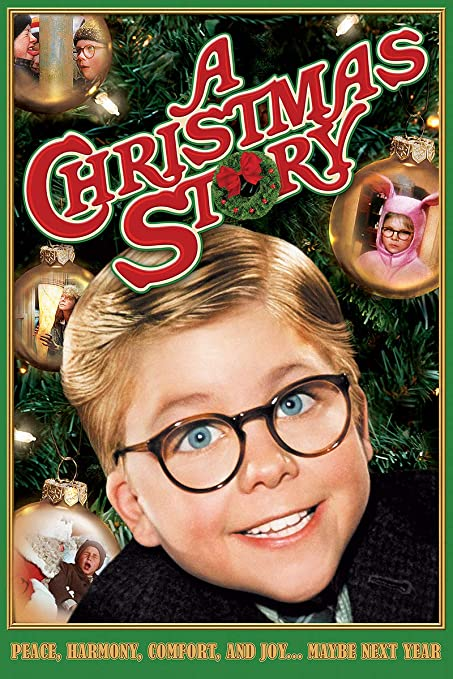 Image result for a christmas story poster