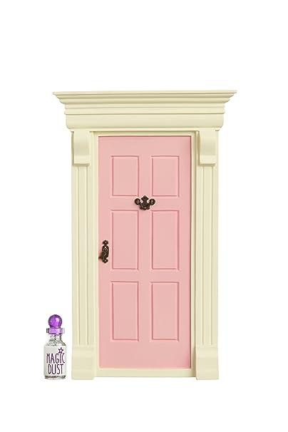 Amazon.com The Magic Door Store My Fairy Door Pink by The Magic Door Store Toys \u0026 Games  sc 1 st  Amazon.com & Amazon.com: The Magic Door Store My Fairy Door Pink by The Magic ...
