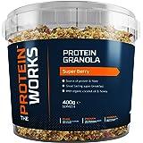 THE PROTEIN WORKSTM Protein Granola, Super Berry, 400g