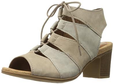 Donna Rockport Donna  Hattie Laceup Heeled Sandalo   scarpe 41bd6f