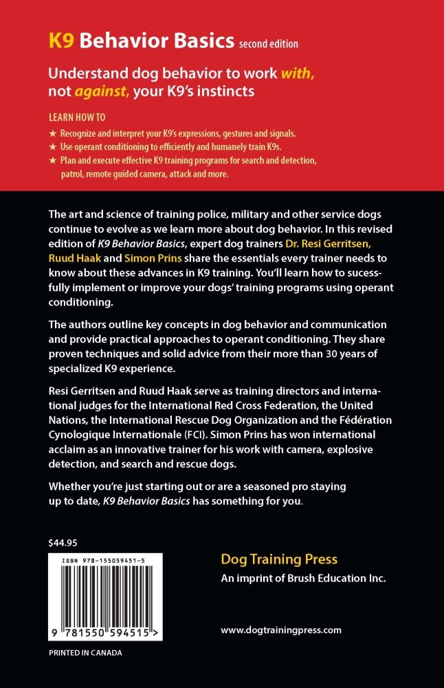 K9-Behavior-Basics-A-Manual-for-Proven-Success-in-Operational-Service-Dog-Training-K9-Professional-Training-Series