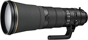 Nikon AF-S FX NIKKOR 600mm f/4E FL ED Vibration Reduction Fixed Zoom Lens with Auto Focus for Nikon DSLR Cameras
