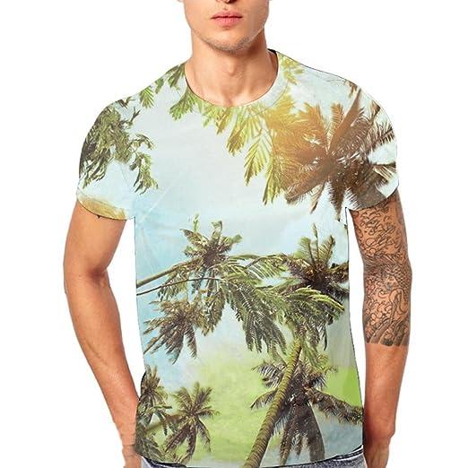 19eb894b34 Amazon.com: vermers Clearance Sale Mens Fashion T Shirts - Summer ...
