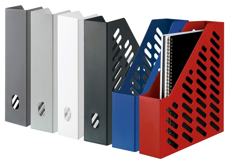 2 X HAN i-Line iLine Stehsammler Stehordner Zeitschriftensammler Ablagesysteme