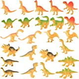 ThinkMax Assorted Dinosaur Toy Figures Animal Figures Kids Educational Toy
