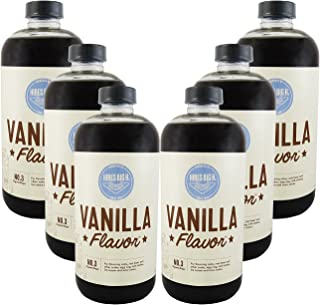 product image for Hires Big H Vanilla Syrup, Great for Soda Flavoring 18 oz - 6 Pack
