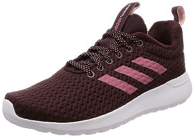 Damen Sneakers LITE RACER CLN von adidas in braun