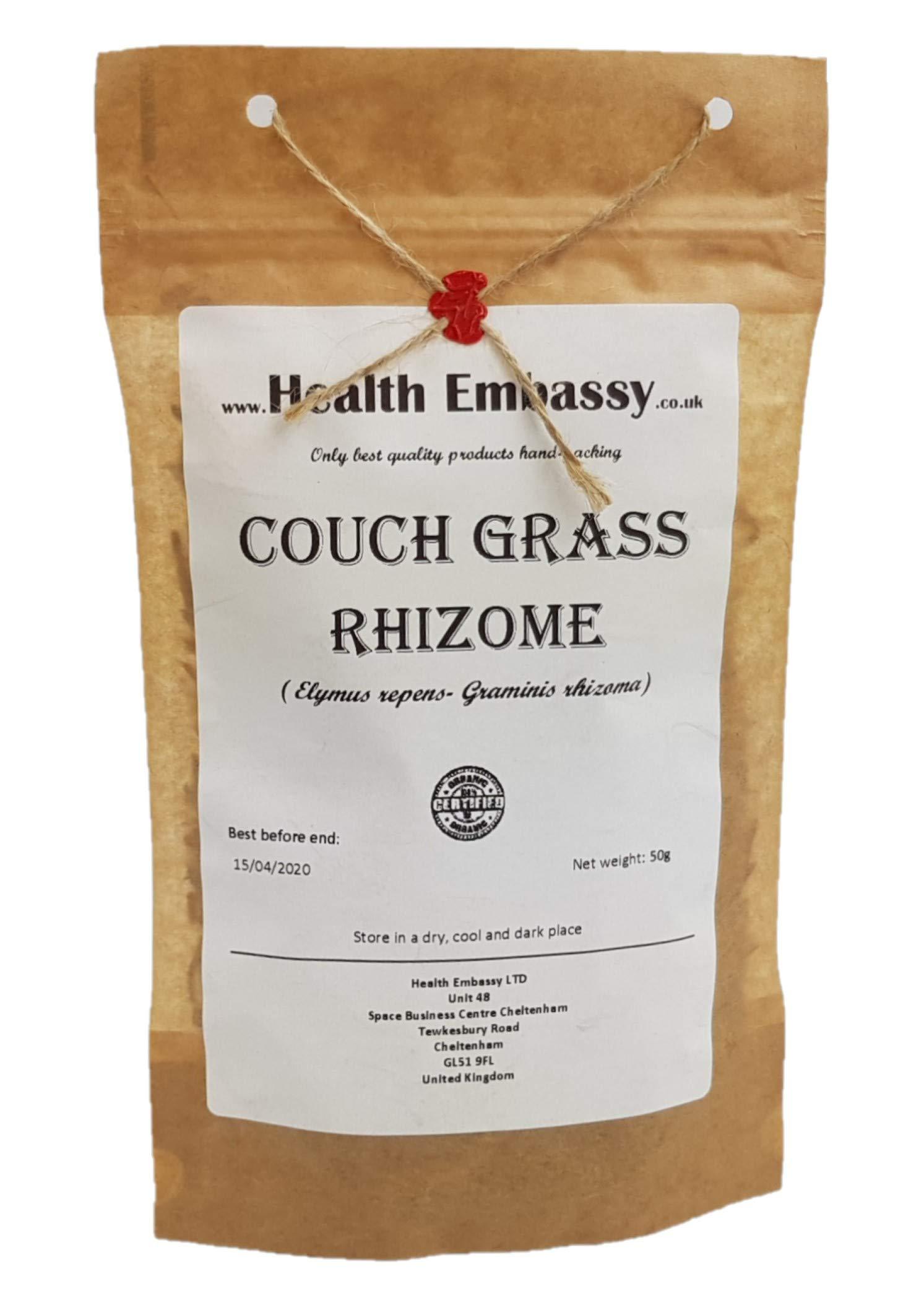 Best Grass Seed 2020 Amazon.: Couch Grass Rhizome (Elymus repens  Graminis rhizoma