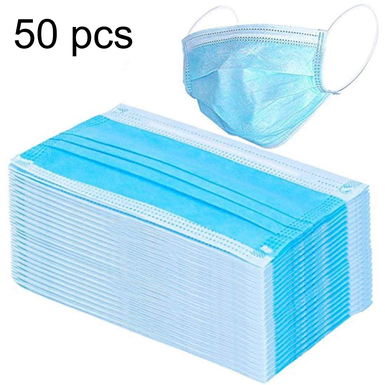 3 layer medical surgical mask