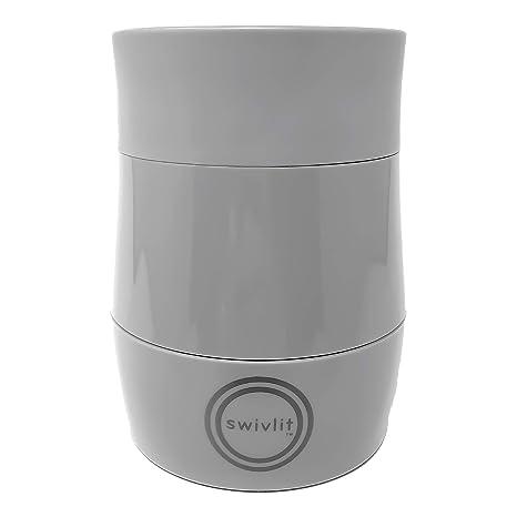 Swivlit - Fiambrera térmica para microondas, sin BPA, a prueba de ...