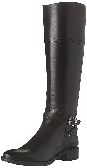 1f37229b Geox Women's D MELDI NP ABX C Mid Calf Boots: Amazon.ca: Shoes ...