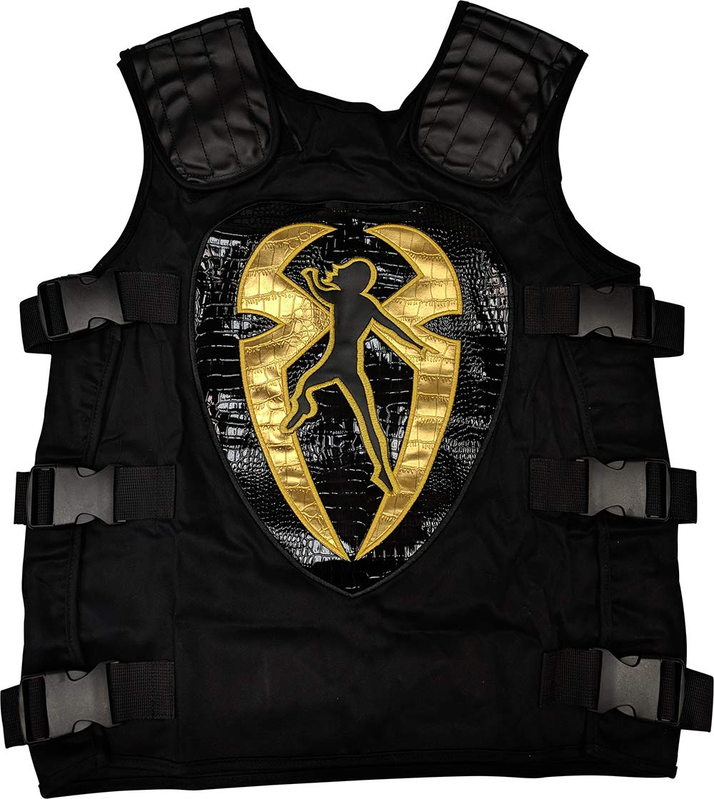 Roman Reigns It's My Yard Gold WWE Replica Vest by Roman Reigns