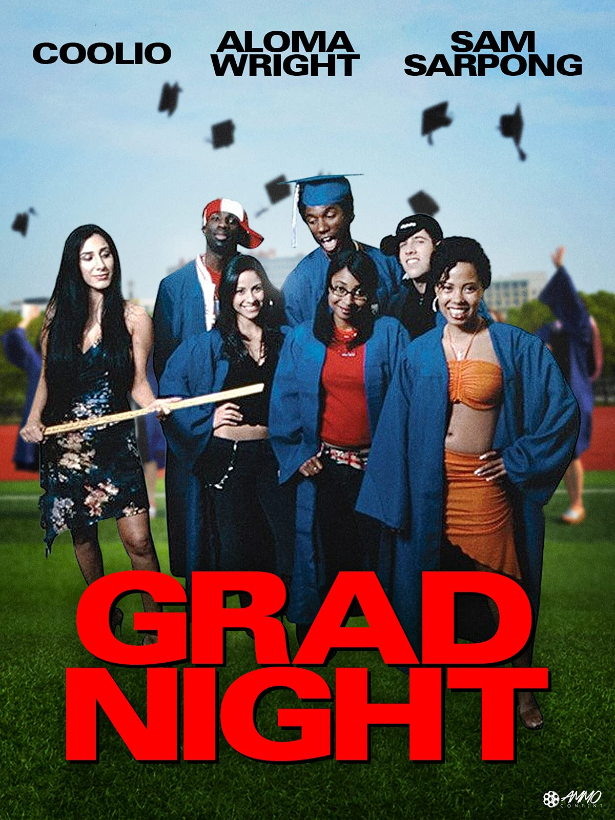 Grad Night on Amazon Prime Video UK