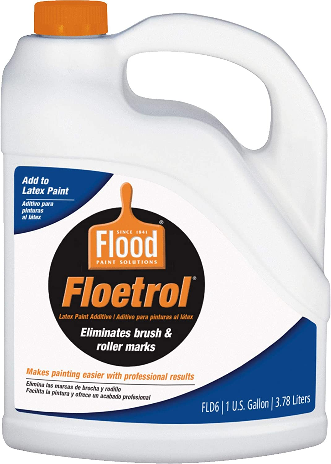 Flood Ppg Fld6 04 Floetrol Additive 1 Gallon Amazon Com