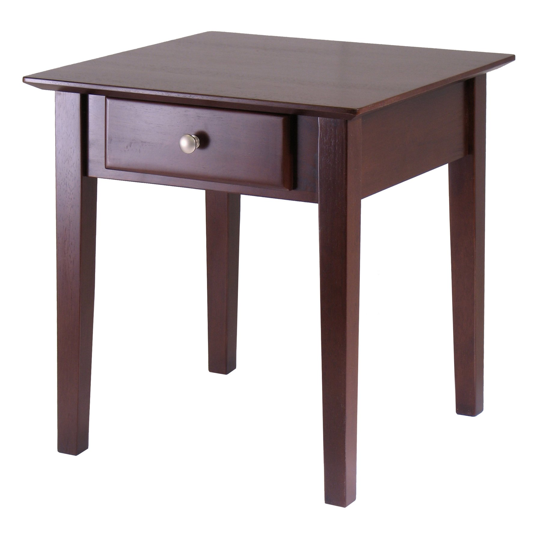Winsome Wood Rochester End Table with one Drawer Shaker by Winsome Wood (Image #1)