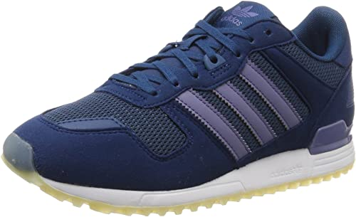 Amazon.com | adidas - ZX 700 W - BY9388 - Color: Navy Blue ...
