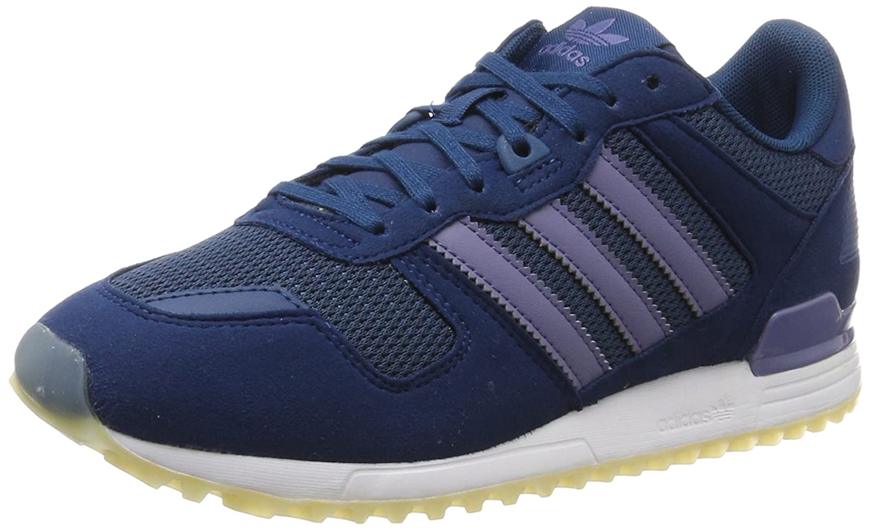 adidas ZX 700 W, Zapatillas de Deporte Para Mujer 36.5 EU|Azul (Azunoc / Morsup / Ftwbla)