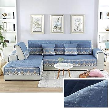 Zzy Color sólido Perro del Animal doméstico Multi-Size sofá ...