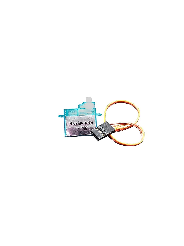 Amazon com: OSEPP Plastic Analog (Small) Servo (replacement