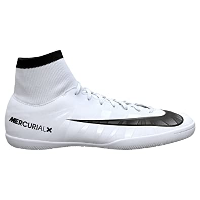 outlet store 4ed36 311e0 Nike MercurialX Victory VI CR7 DF Indoor Shoes  Blue Tint  (7.5)