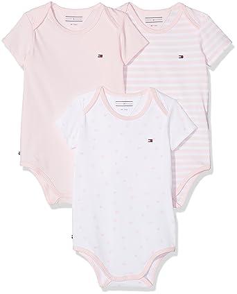 293b40532141f4 Tommy Hilfiger Unisex Baby Strampler  Amazon.de  Bekleidung