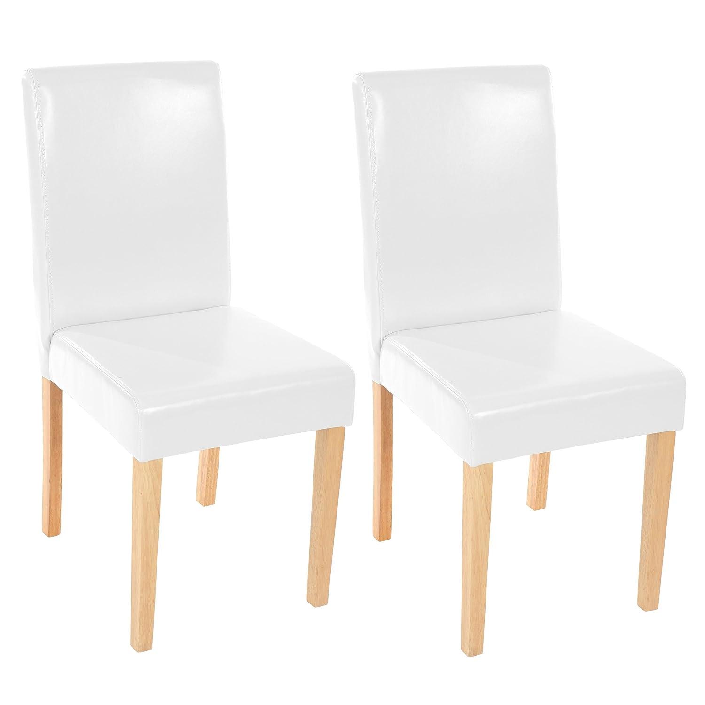 Cool Weisse Stühle Referenz Von Mendler 2x Esszimmerstuhl Stuhl Lehnstuhl Littau ~