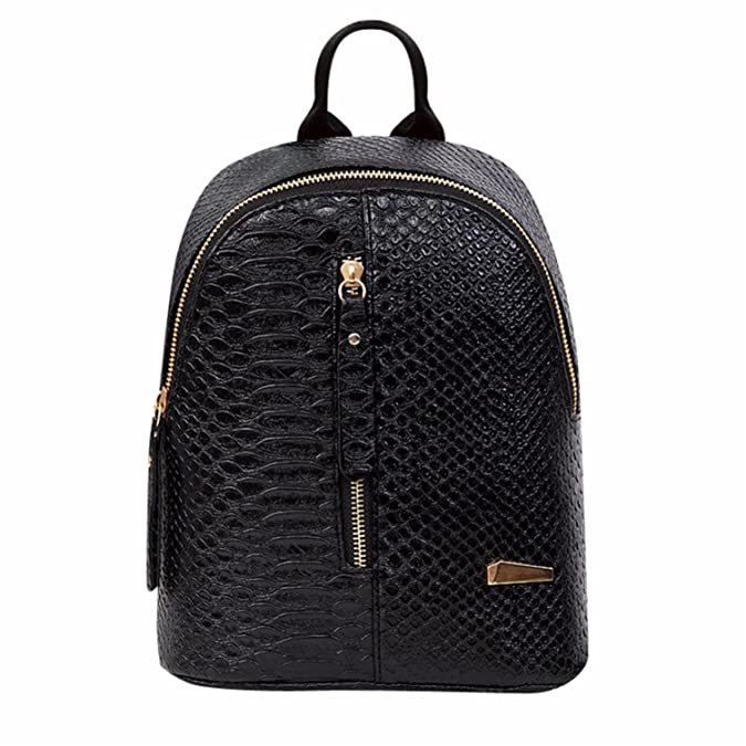 Amazon.com: Evan Fordd New Hot Chain Women Leather Backpacks School Bags Rucksacks Travel Backpack Female Shoulder Women Bags Beige: Shoes