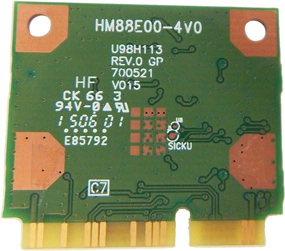 Amazon.com: HP Realtek RTL8188EE 80211 bgn 1x1 WiFi 709848-001: Computers & Accessories