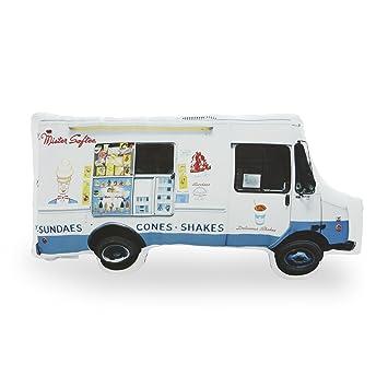 Amazon.com: Camión de los Helados almohada: Kitchen & Dining