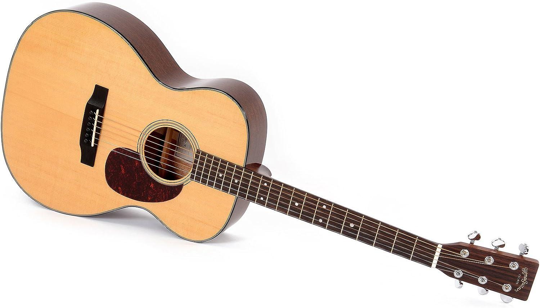 Guitarra Acústica Sigma 000M-18+