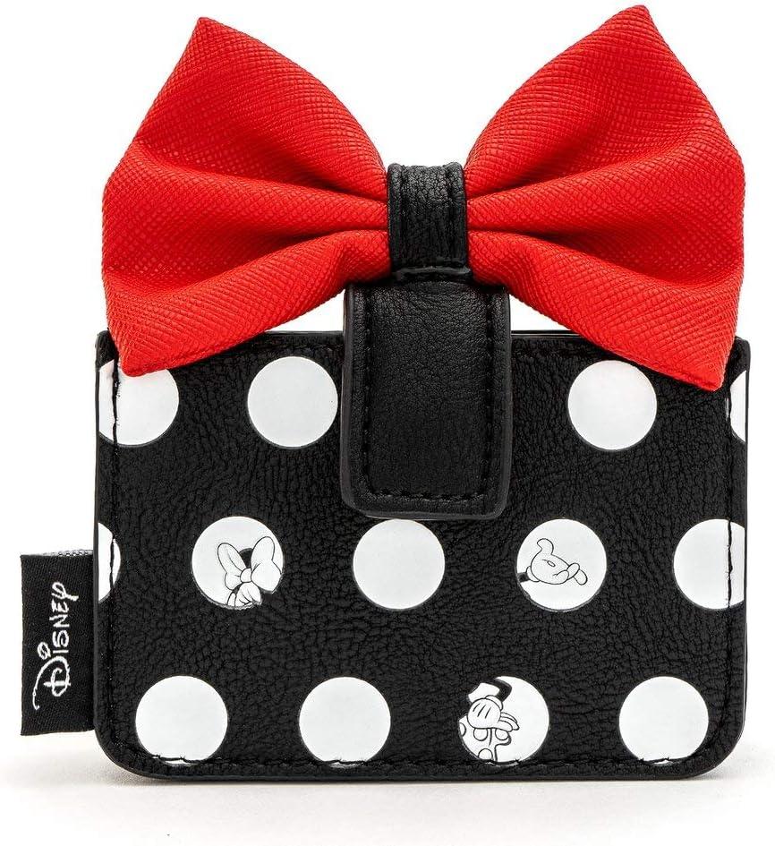 Tarjetero Minnie Disney Loungefly