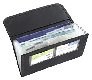 High Road Glove Box Organizer with Expandable Files