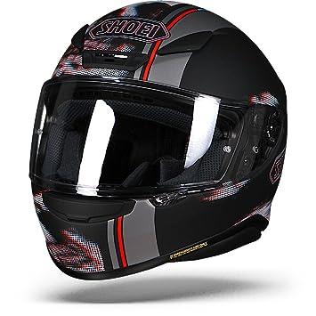 Shoei Casco Moto NXR Tale TC-5 gris 2XL TC-5 schwarz-grau