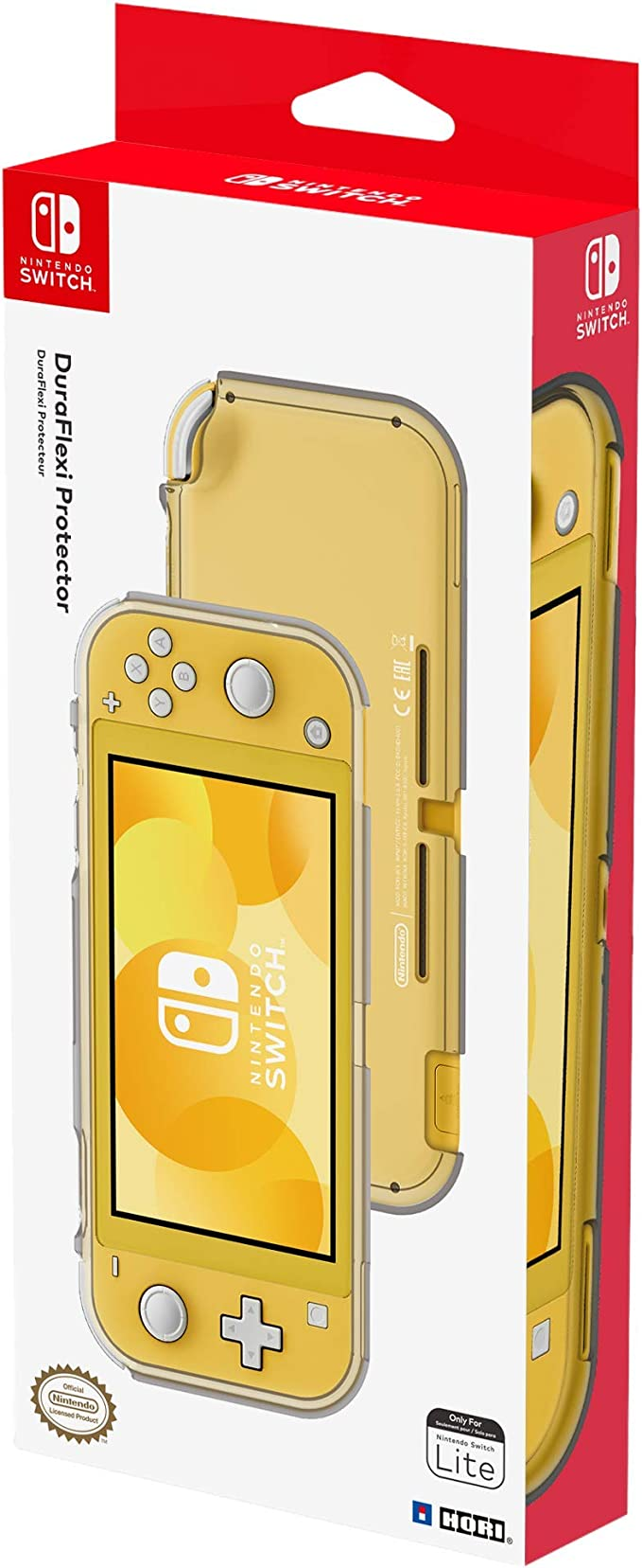 Hori - Carcasa Duraflexi (Nintendo Switch Lite): Amazon.es ...
