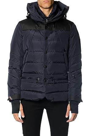 Moncler Grenoble Men's Blue Arvieux Hooded Jacket (3 (US ...