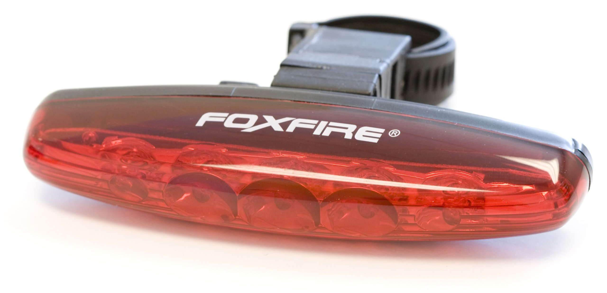 FoxFire 7005200 Wide Tail Weather Resistant Light, 5 LEDs