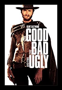 Wallspace The Good, The Bad, and The Ugly - 11x17 Framed Movie Poster