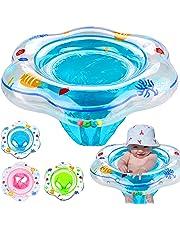 Anillo de Natación para Bebé, Bebes Swim Ring Flotador de Natación Inflable de la Piscina