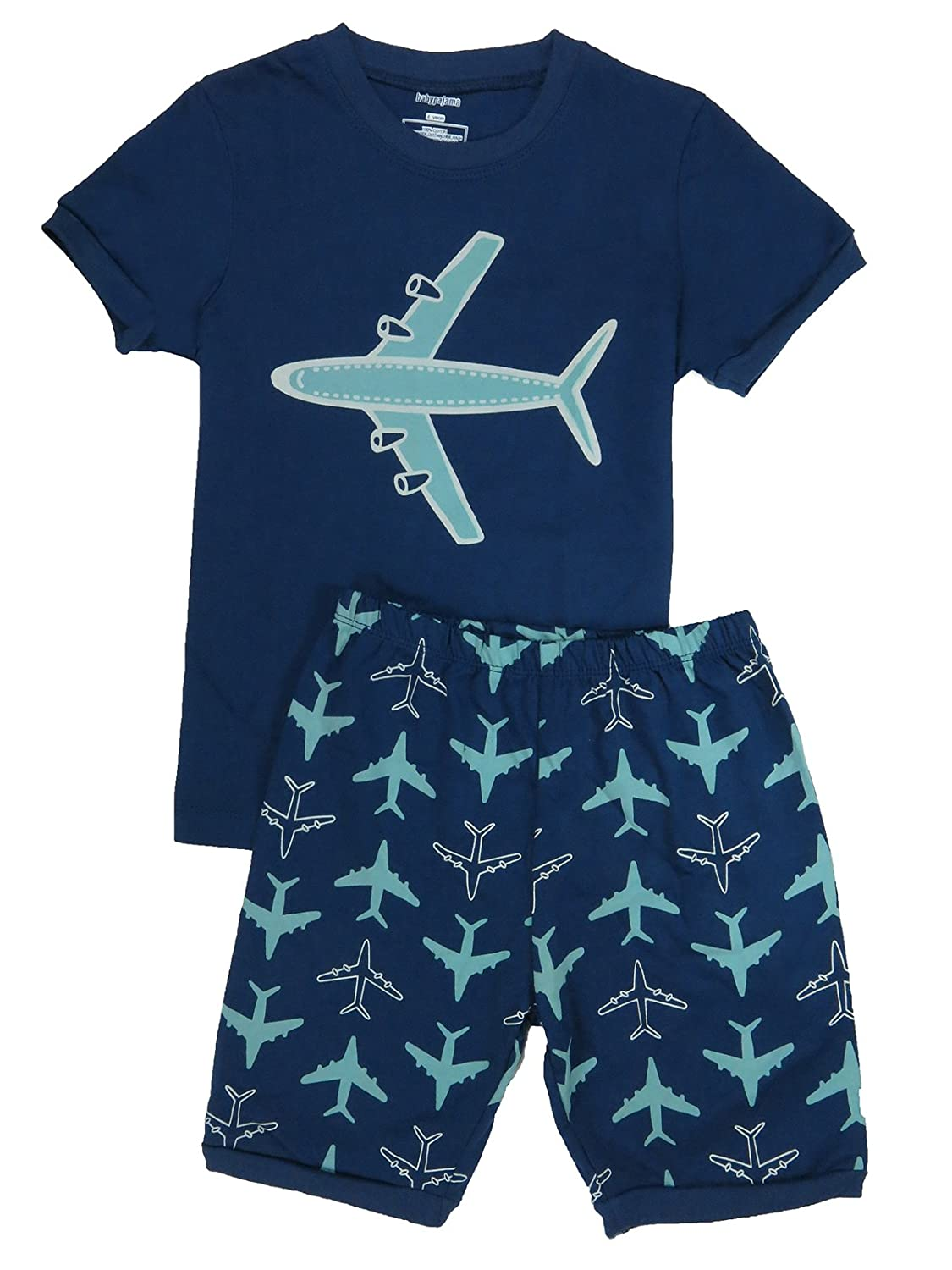 Babypajama 12 SHORTS ボーイズ 12 - 18 18 Months Blue/Blue2 Blue/Blue2 B071HB1XG3, キタウオヌマグン:fe6ac814 --- capela.eng.br