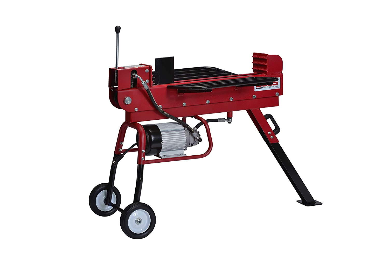 Boss Industrial Ed10t20 10 Ton Electric Log Splitter Columbia Wiring Diagram Patio Lawn Garden