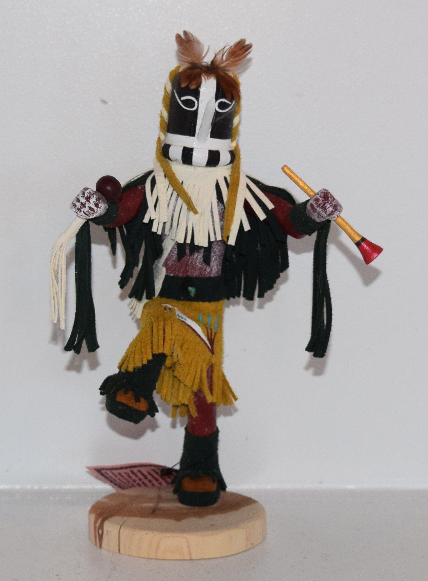 9 INCH Navajo Kokopelli Kachina
