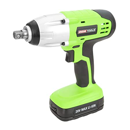 Review OEMTOOLS 24662 20V Max