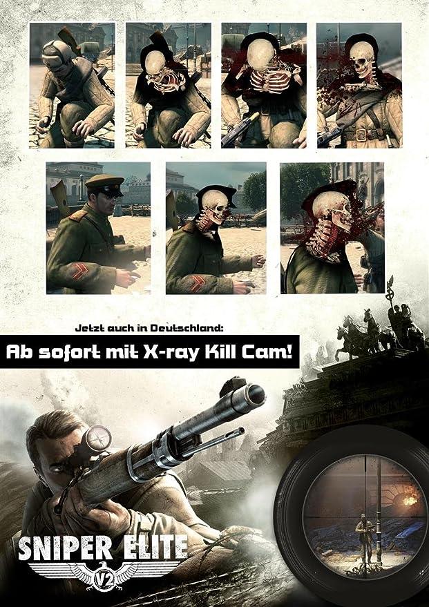 Sniper Elite V2 - Collectors Edition [Importación Alemana ...