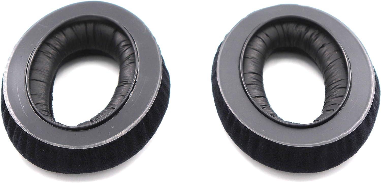 Lifreak Replacement Velour Ear Pads for SENNHEISER HD545 HD565 HD580 HD600 HD650 Open Back Professional Headphone