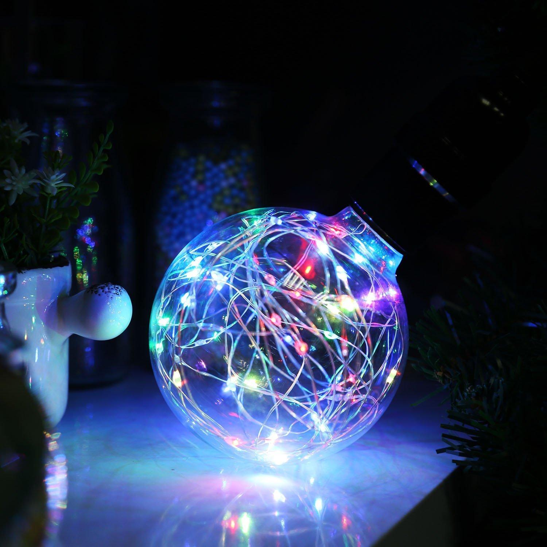 G95 Vintage Edison Glühbirne,KINGCOO E27 180LM Antike LED ...
