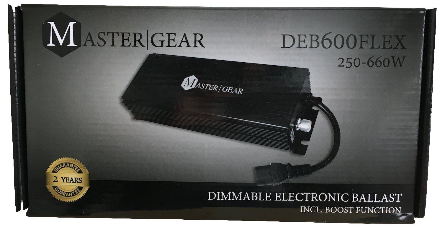 Master Gear VSG DIMMBAR 600W Elektronisches Vorschaltgerät 250/400 ...