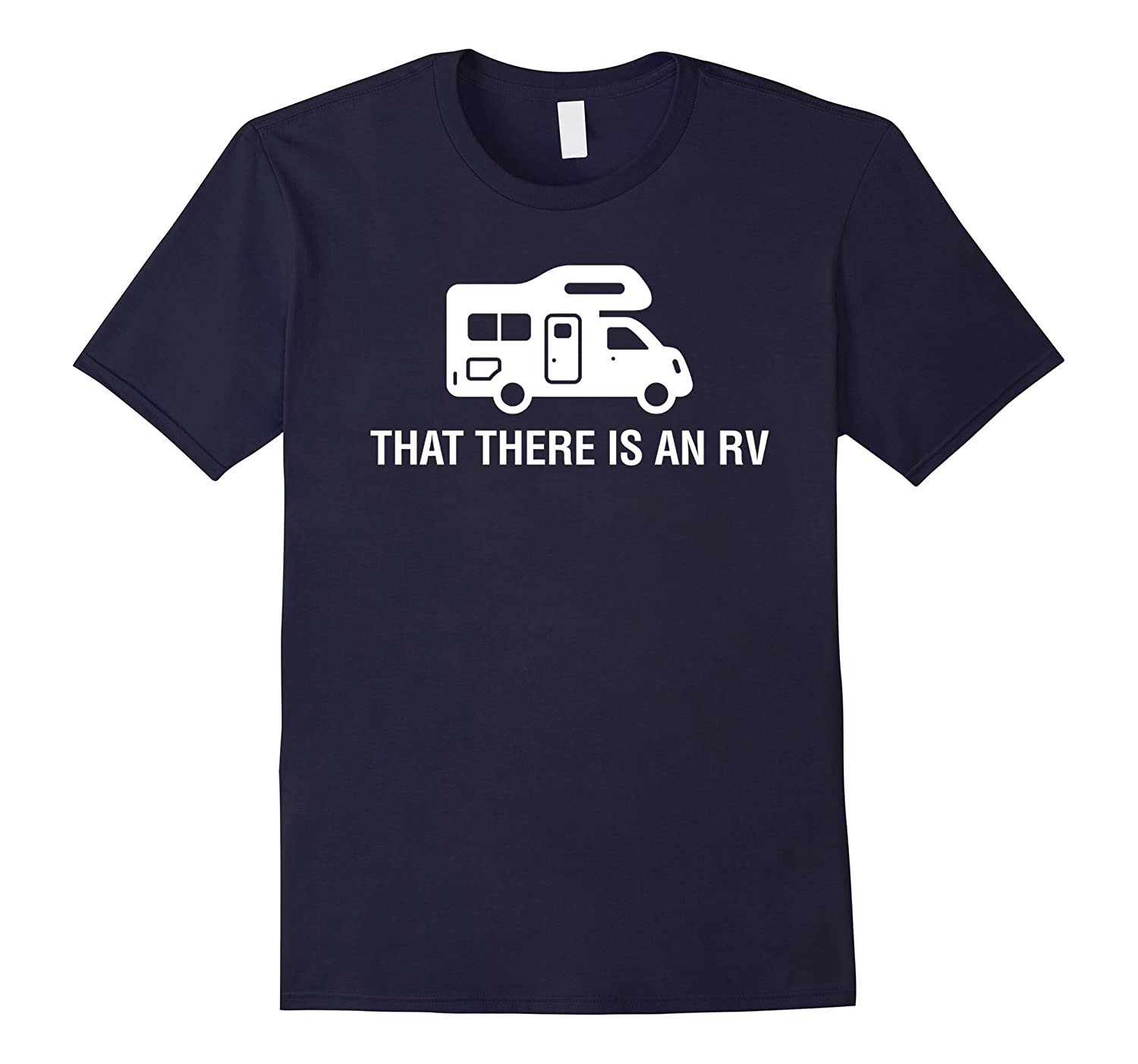 That There Is An RV T-Shirt Christmas T-Shirt-FL