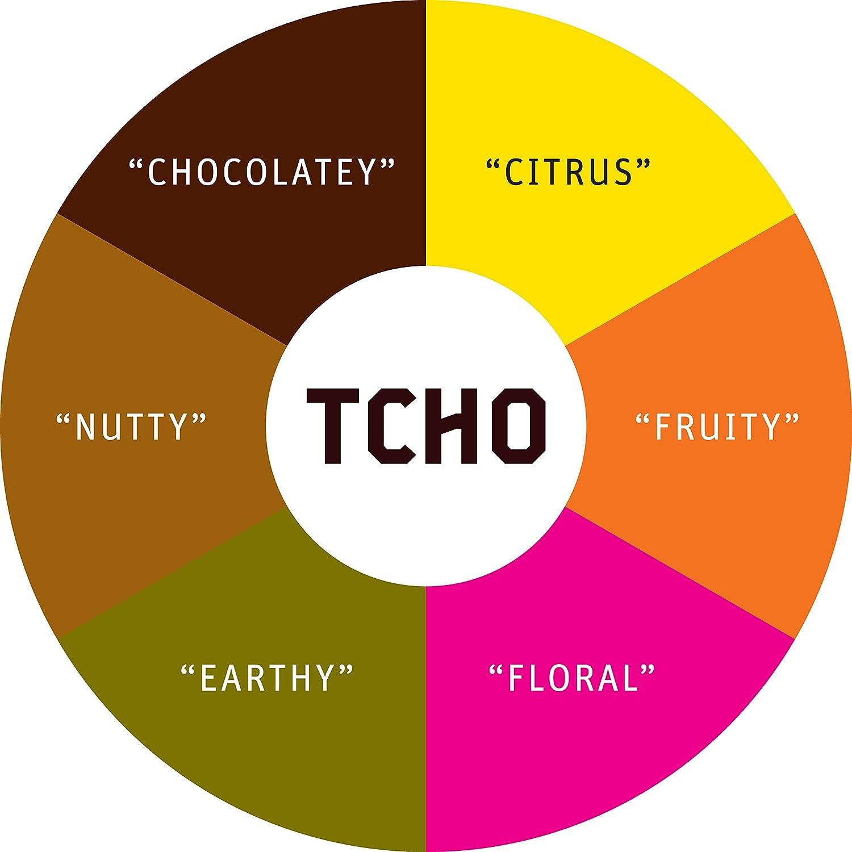 Amazon.com : Tcho Dark Mini Bar Assorted 0.28oz (40-pack ...