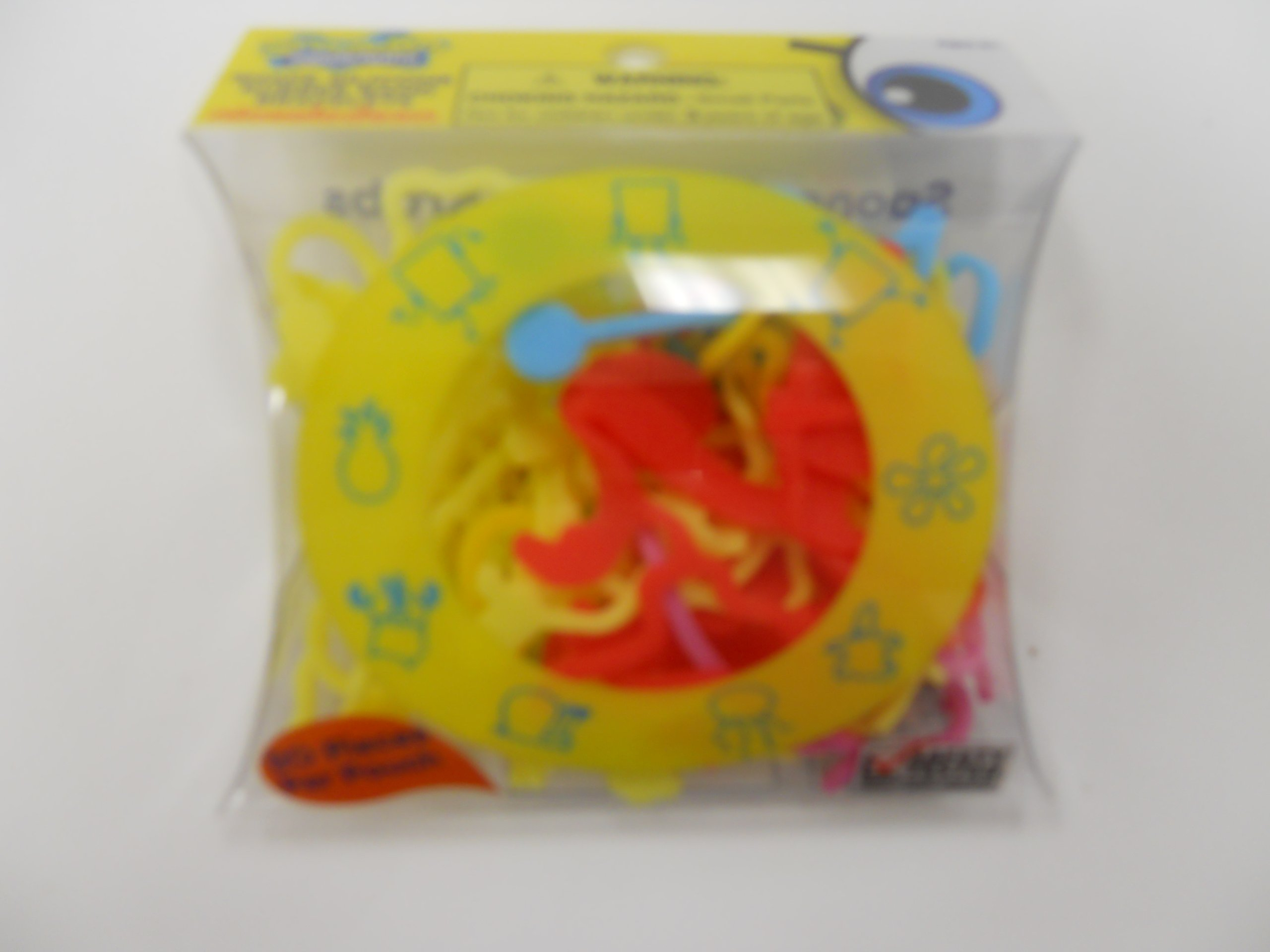 Spongebob Nickelodeon Shape Silicone Rubber Bands Bandz Bracelets 20c