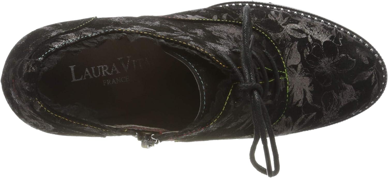 Laura Vita Damen Alcbaneo 14 Fashion Boot Noir